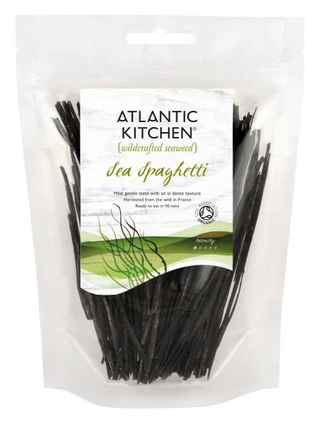 sea spaghetti seaweed best protein pasta by healthista