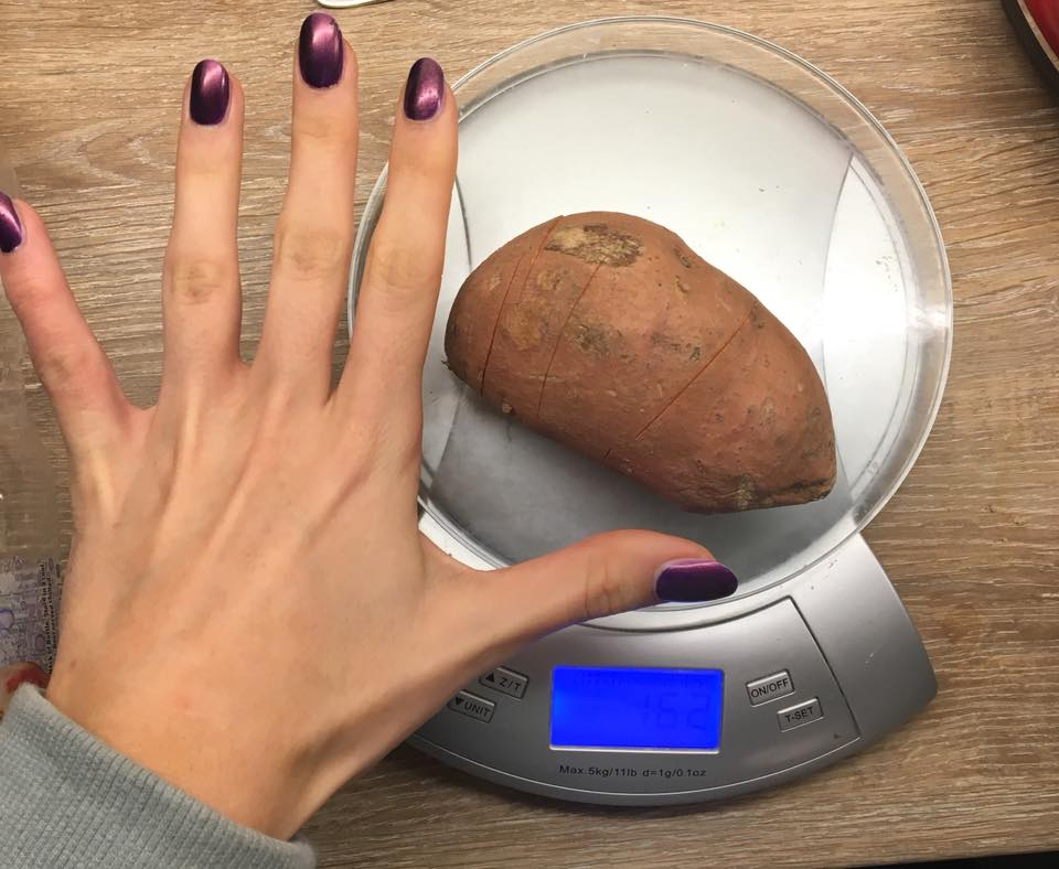 weight loss diary week one high protein diet, by healthista.com (2)