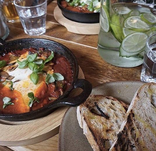 Best healthy restaurants London has to offer, charlotte dormon,by healthista.com