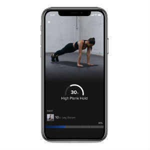 Freeletics we love, the fitness app powered by AI that can give you your own tailored workout programme by healthista