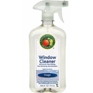earth friendly products vinegar window cleaner healthista
