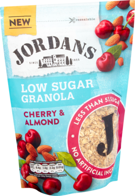 jordans low sugar,Best breakfast granolas that are shop-bought AND healthy, by healthista.com