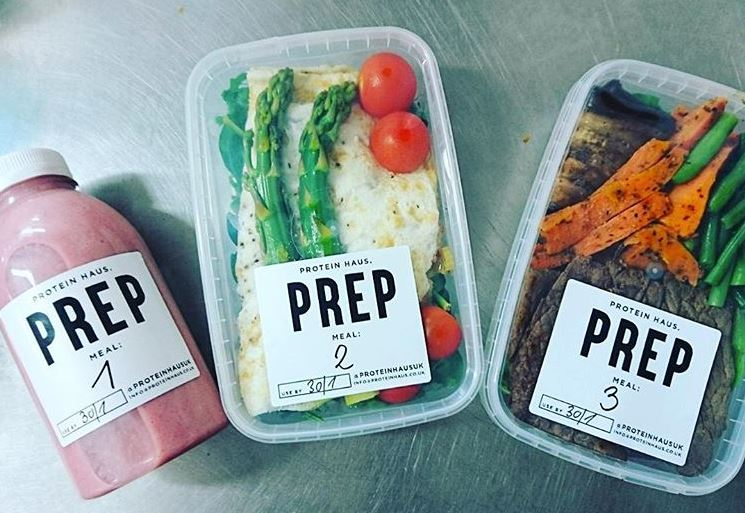 protein haus, Best healthy restaurants London has to offer, by healthista.com