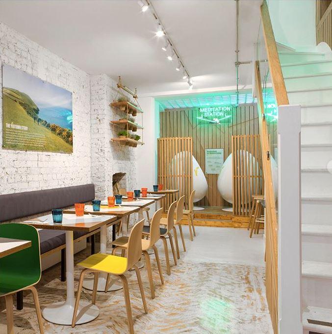 yeotown kitchen, Best healthy restaurants London has to offer, by healthsita.com