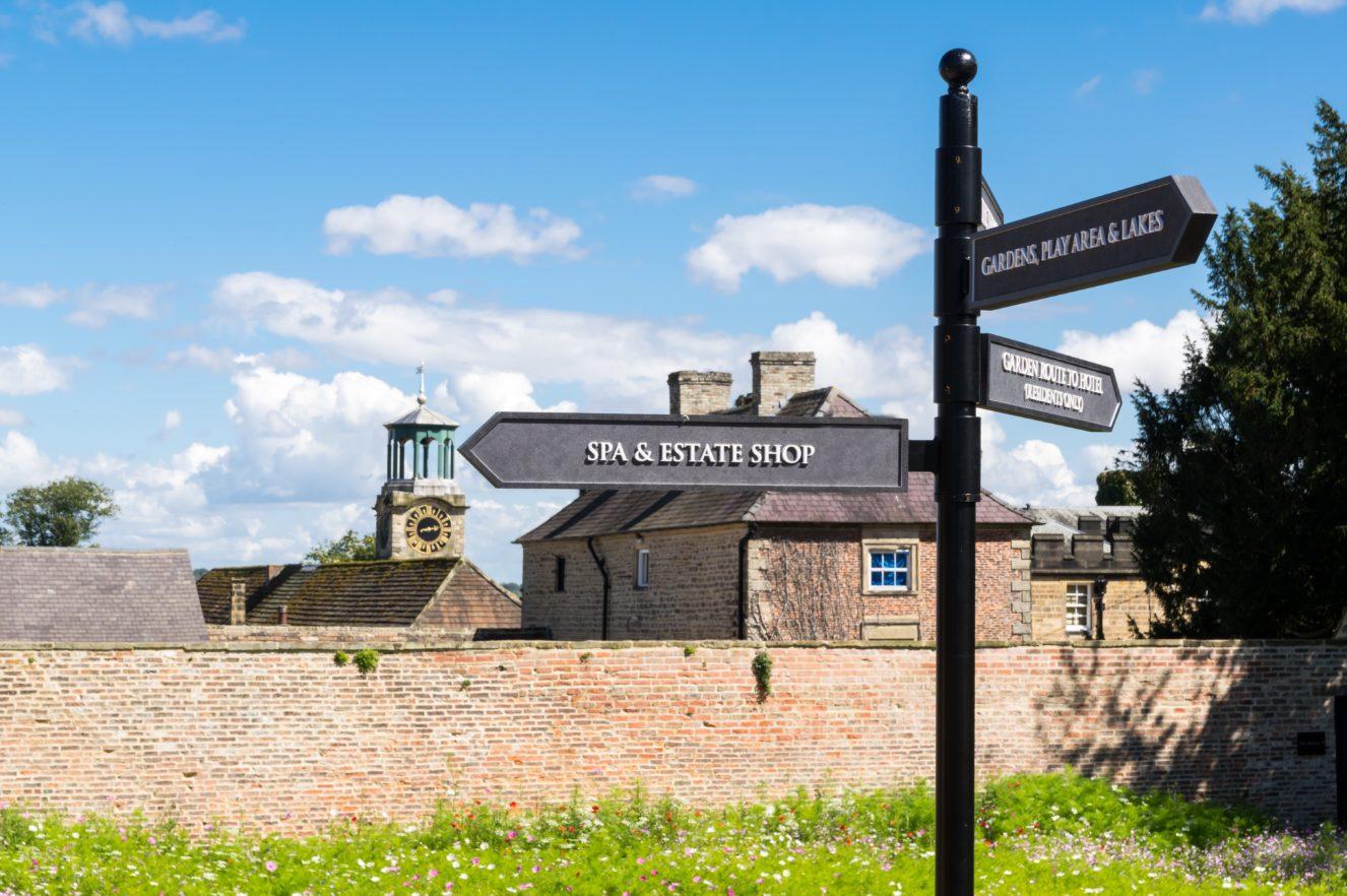 Swinton Park Hotel Spa Yorkshire