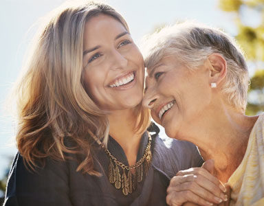 happy-smiling-mother-and-daughter,-five-tips-to-cultivating-a-better-relationship-with-your-complicated-mother,-by-healthista.com