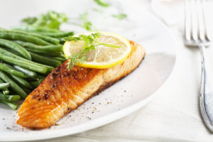 salmon handy hints to a healthy brain
