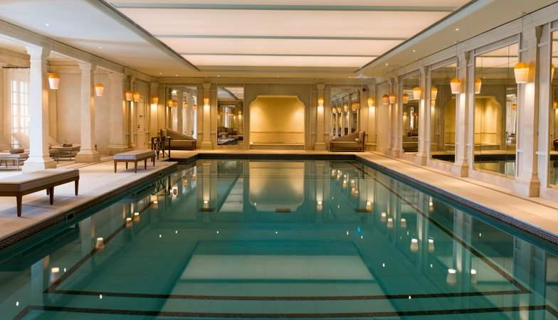 Spa review of the week: Cliveden House, Berkshire