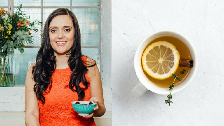 Angelique main image herbal tea, 13 busy instagrammers reveal their energy hacks by healthista