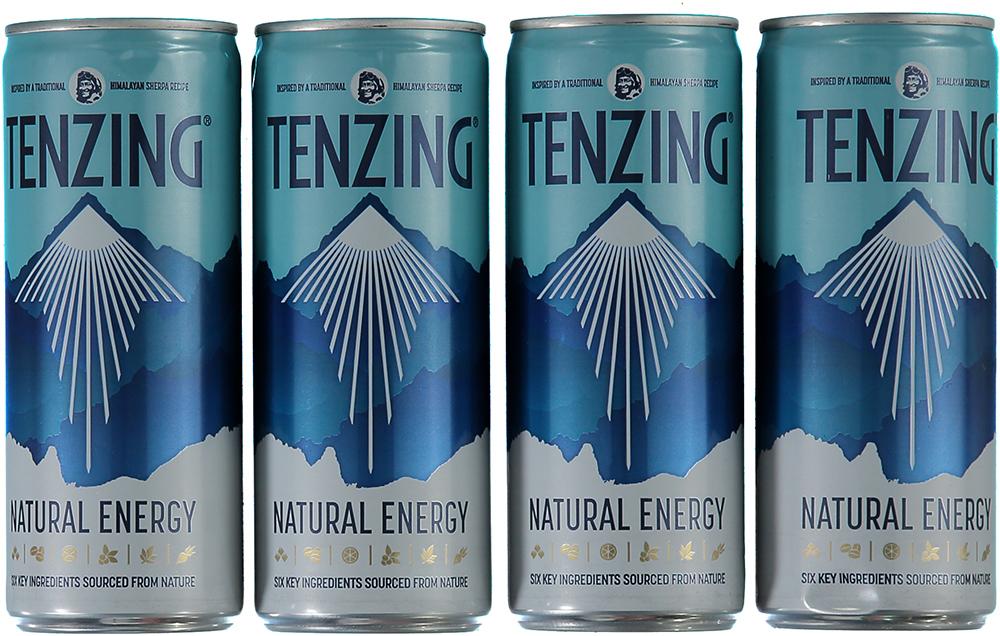 Healthista tenzing drink giveaway prize energy survey