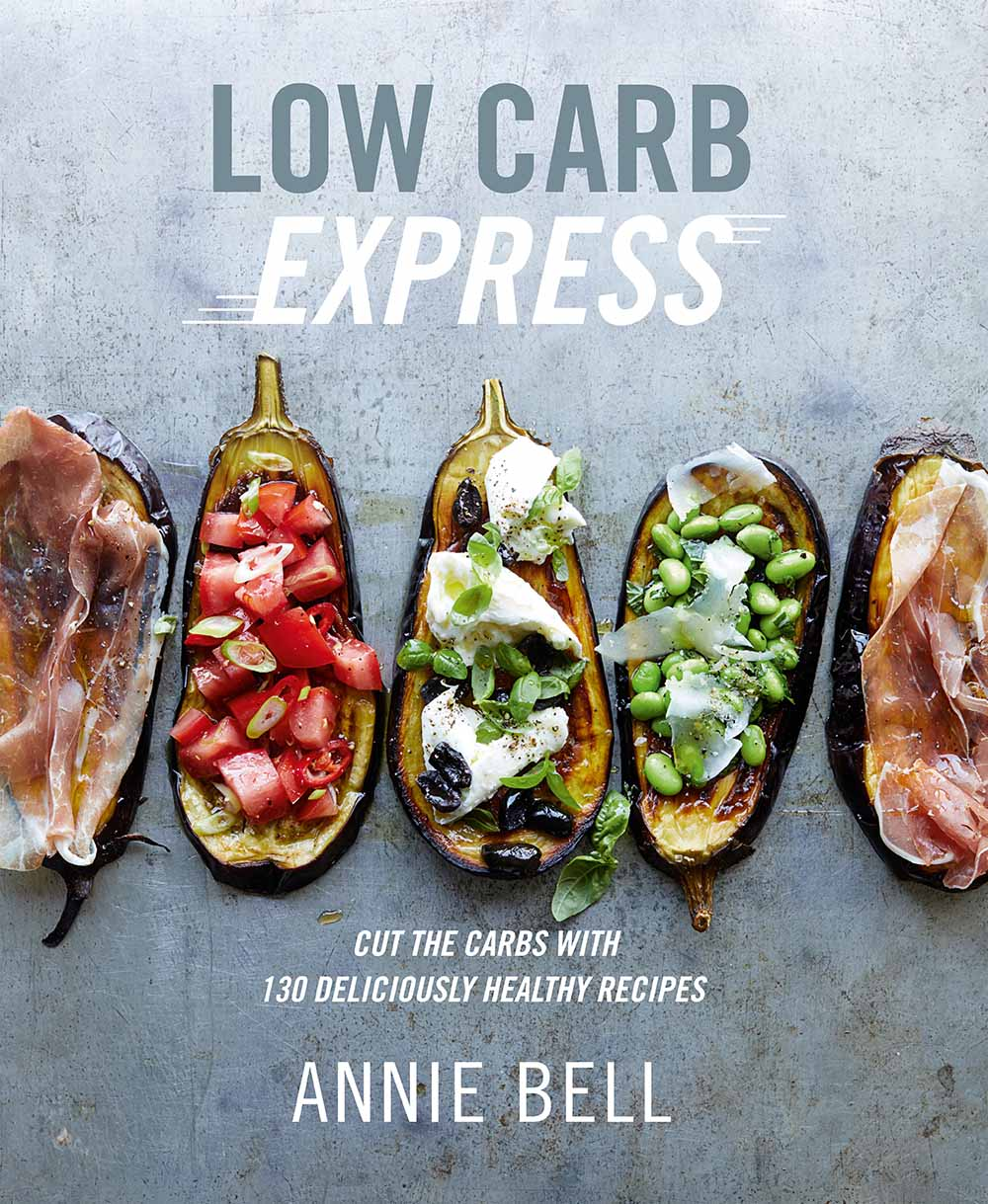 Low Carb Express cover pic