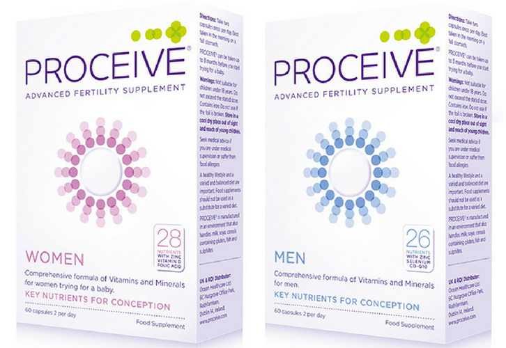 Proceive men and woman fertility supplement, 12 ways to increase your fertility - the expert's guide, heatlthista
