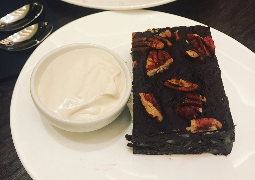 charlotte dorman healthy places to eat out this spring brownie