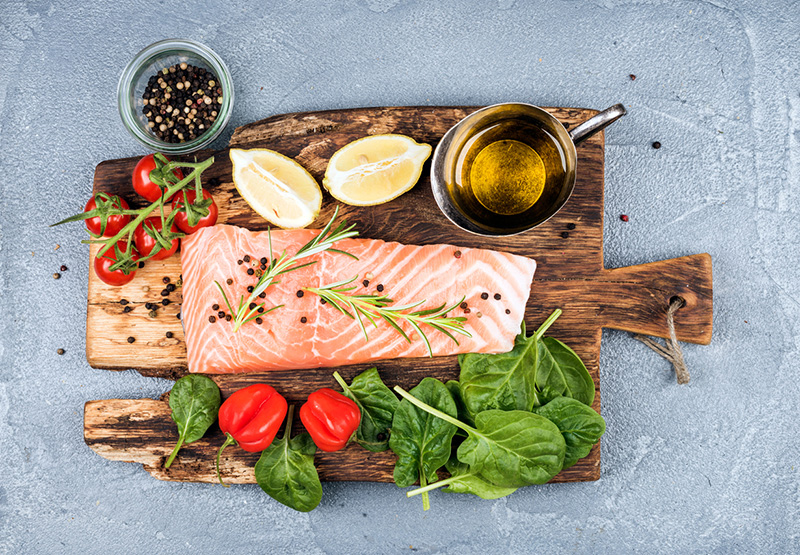 ingredients-to-prepare-salmon-full-of-omega-3-12-ways-to-increase-your-fertility-the-experts-guide-healthista
