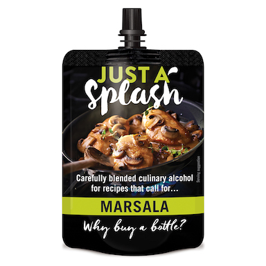 marsala just a splash, how to cook healthy with alcohol