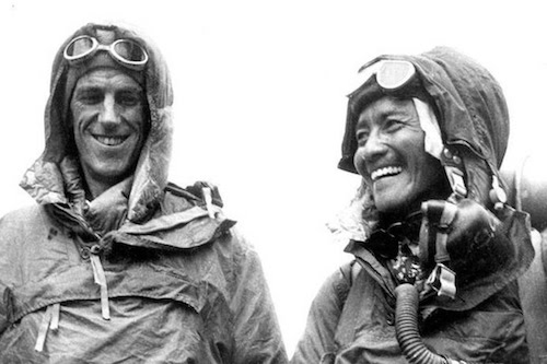 Edmund Hillary , Tenzing Norgay, what's really in your energy drink
