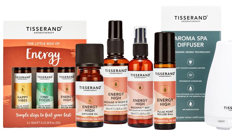 tisserand aromatherapy giveaway