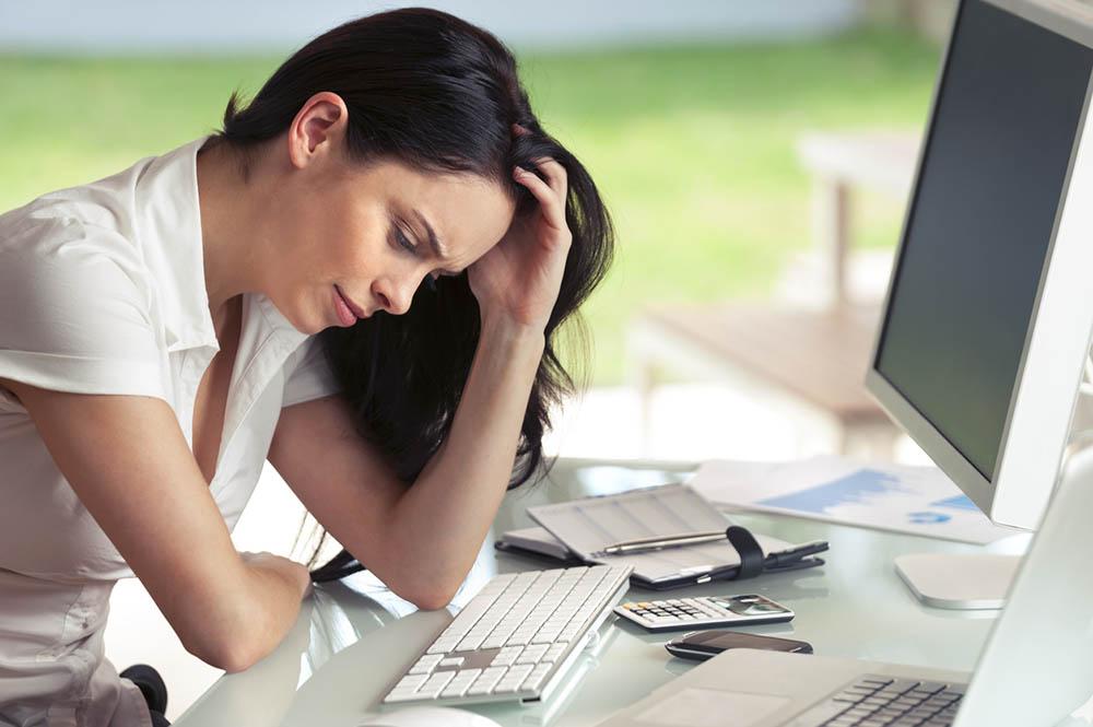 desk job ruining gut-health-healthista bimuno