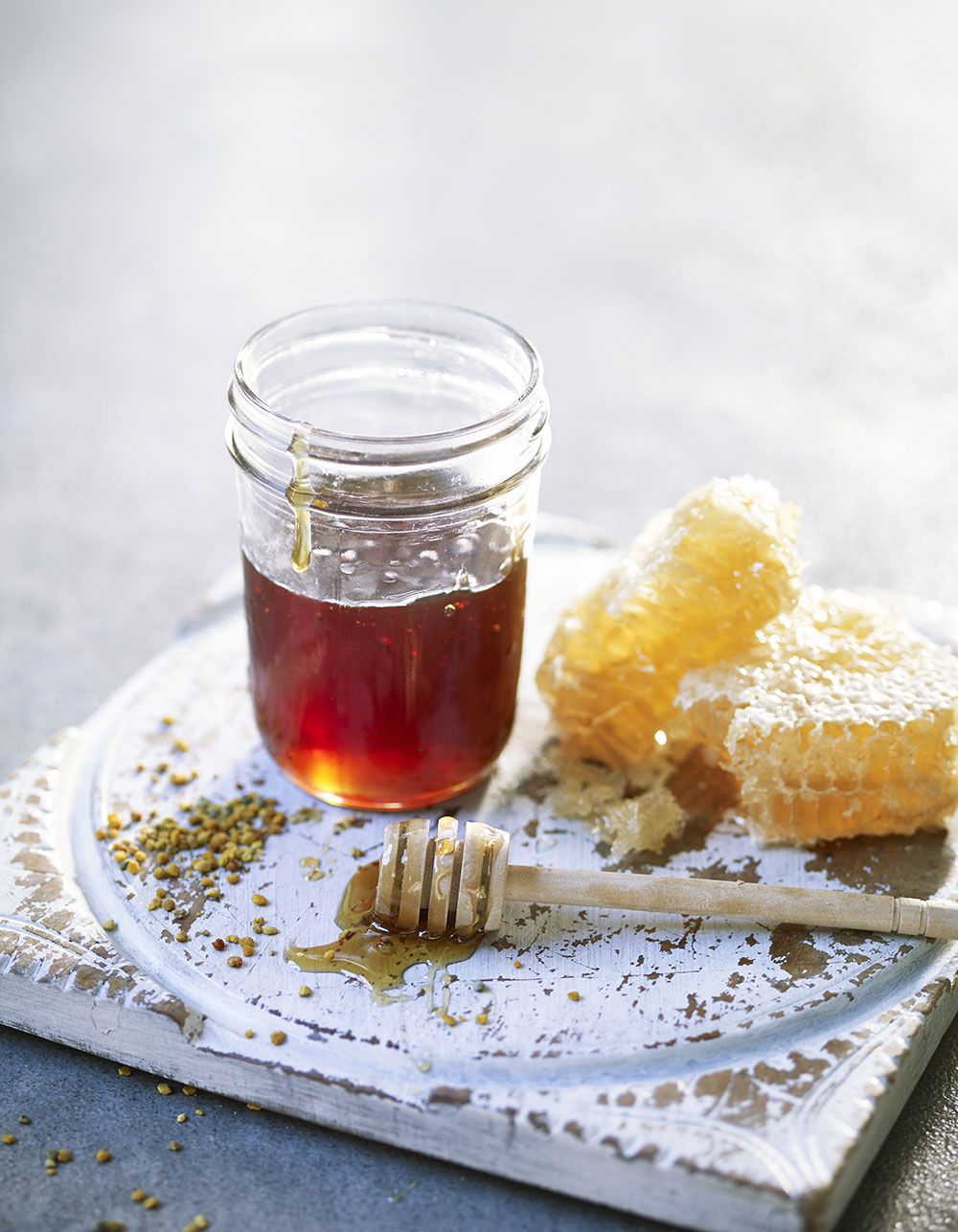Herbal honey cough medicine herbs to help your health