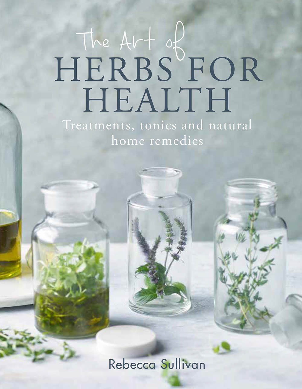 Herbs for Health - front cover herbs to help your health