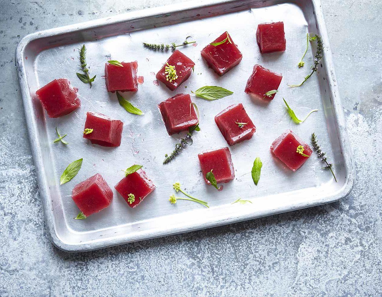 Kombucha, liquorice, raspberry and mint gut jellies 17 herbs to help your health