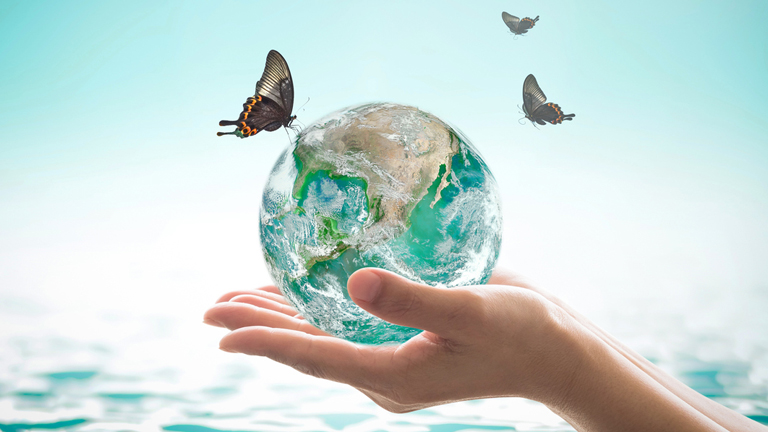 greenpeace plastic free july tips save earth globe Will McCallum Healthista