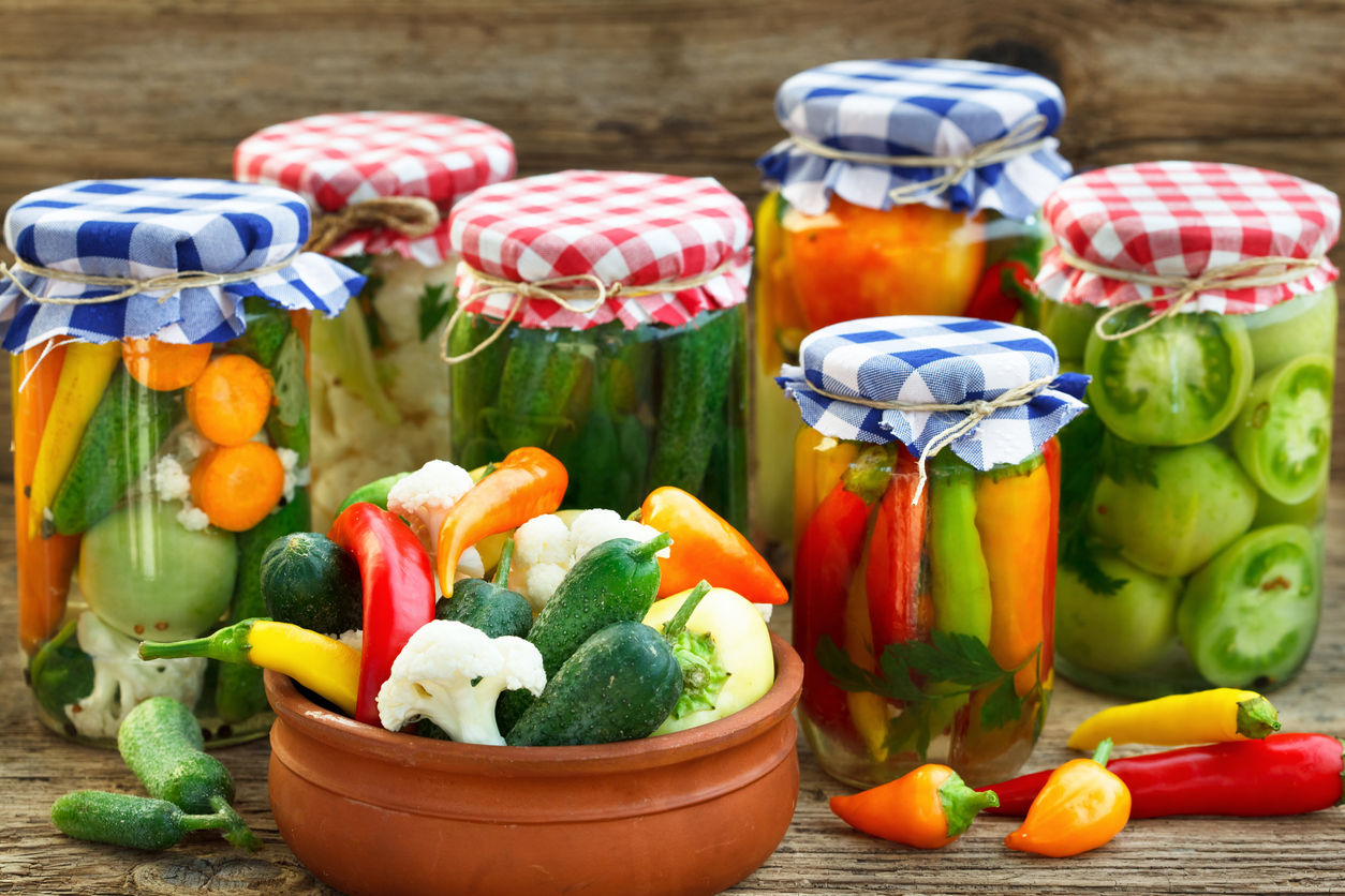 Whats the fuss all about Fermented foods pickles Healthista