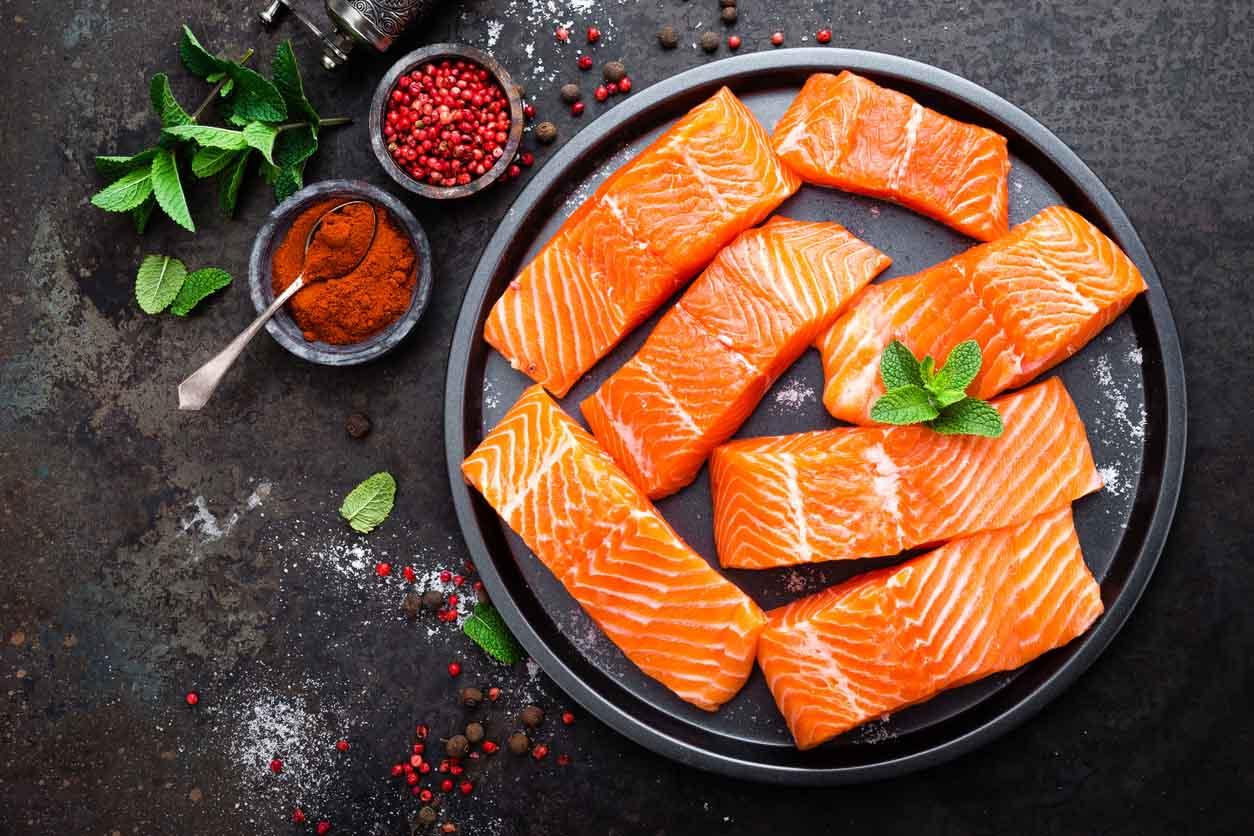Nutrient poverty oily fish Rob Hobson Healthspan Healthista