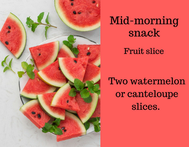 Before breakfast - meal plan how to lose weight in a week - nutritionists guide (14)