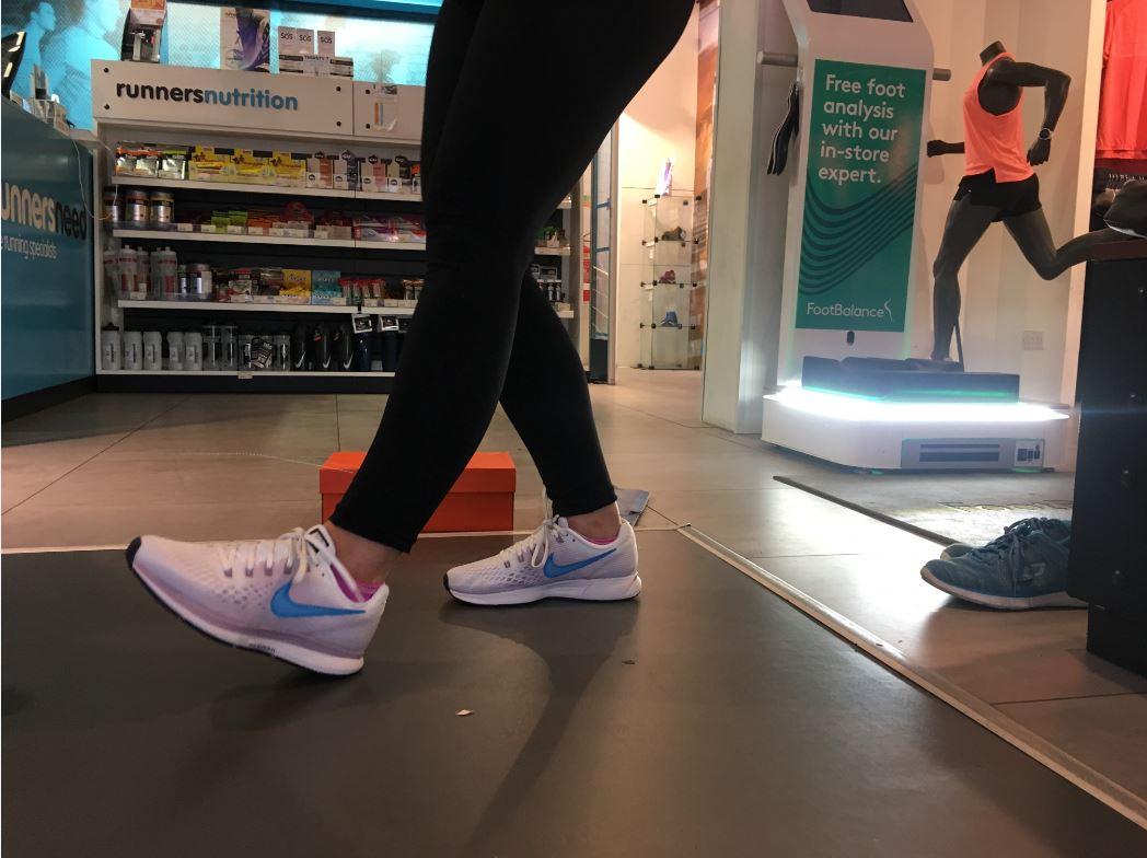 Runners need gait analysis 5 weeks to 5k 3