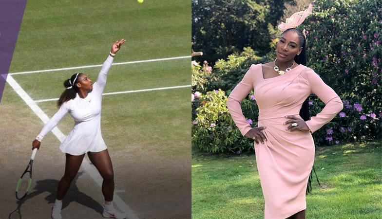 How Serena Williams got so incredibly fit