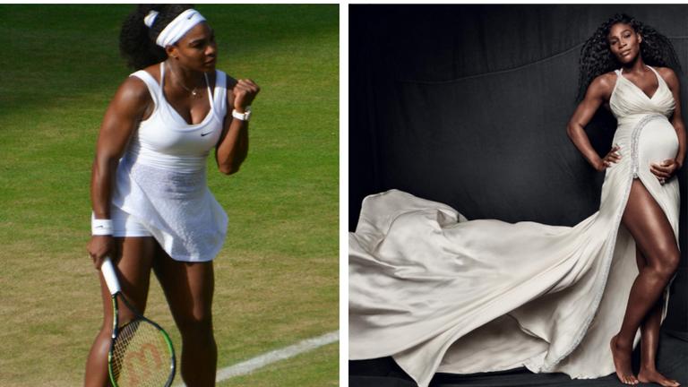 Wimbledon Serena Williams fitness diet pregnancy Healthista