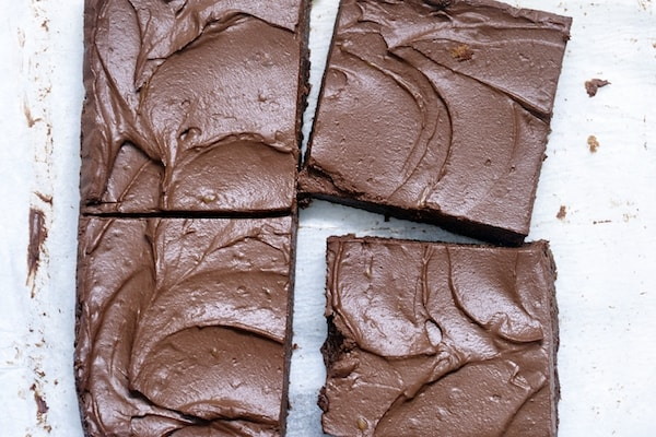 brownie 5 vegan cake recipes with the wow factor virtually vegan heather whinney by healthista