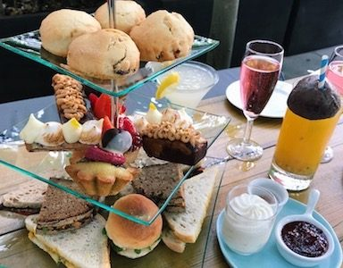afternoon tea vegan cafe forty one clarisse flon by healthista featured image