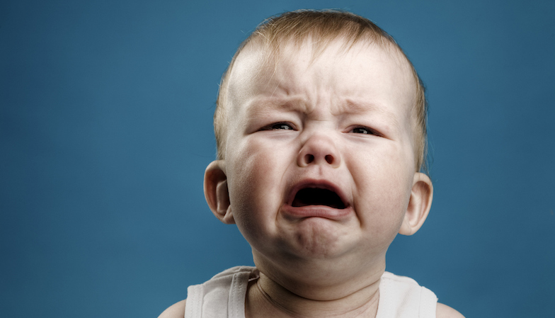 From colic to heat rash – 7 reasons your baby is crying and exactly what to do