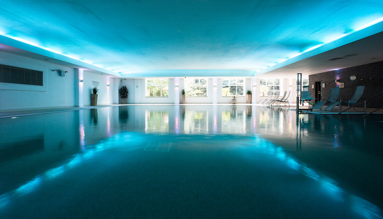 Protein competition titanic spa pool Healthista