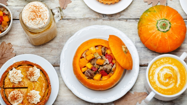 23 pumpkin recipes to make your Halloween tastier MAIN