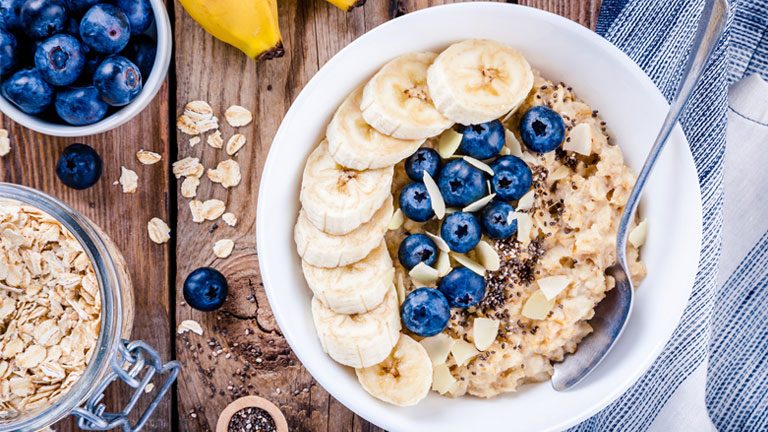 oat-breakfast,-how-to-get-healthy-chlesterol-levels-by-healthista.com