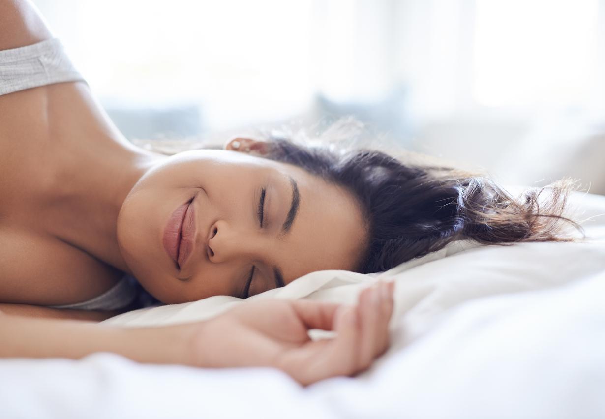 cold prevention, women sleeping, BioCare, healthista