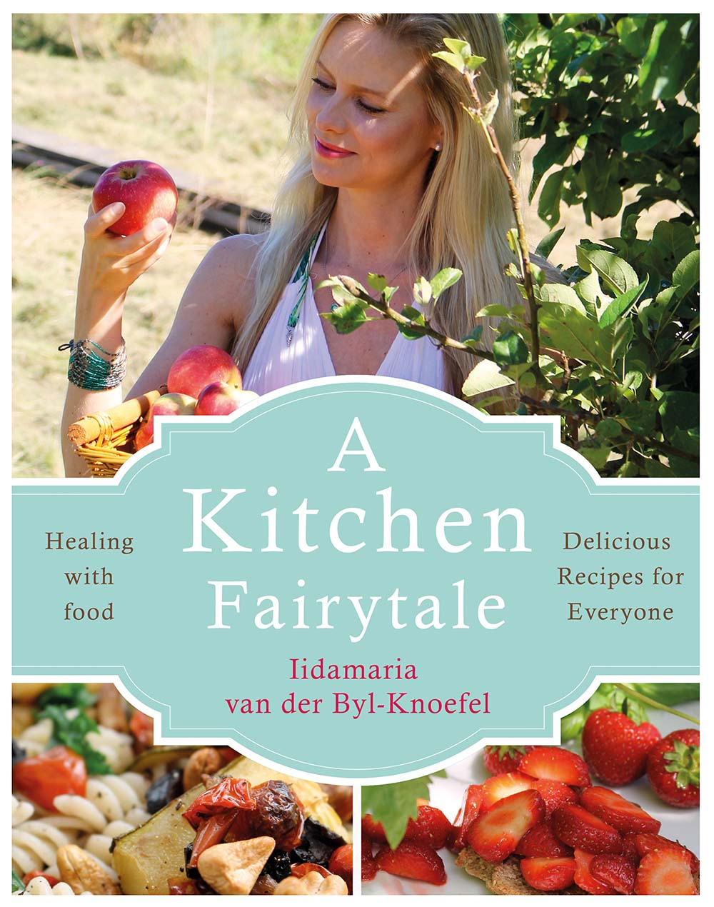 A Kitchen Fairytale Book Cover