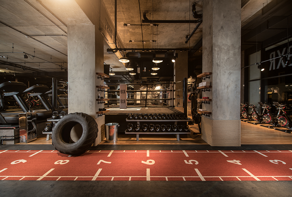 BXR-BoxingGym, best fitness studios in london by healthista