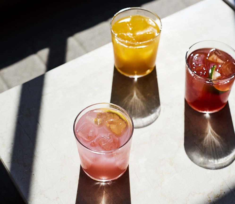 CaravanFitzrovia Drinks new