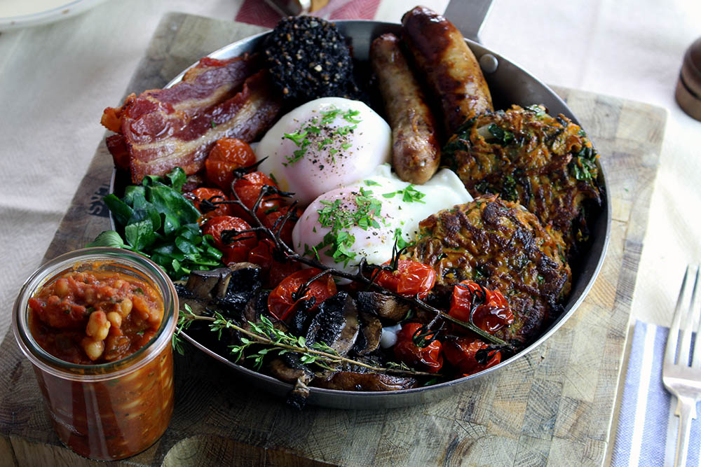 Five best fun places to eat in London Apres Food Breakfast