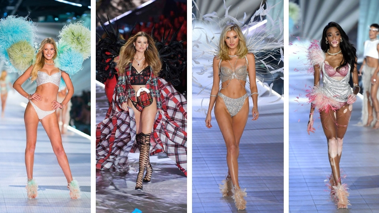 How these Victoria's Secret models look THAT amazing MAIN