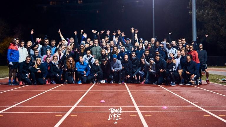 Track life, LDN, running, review, healthista