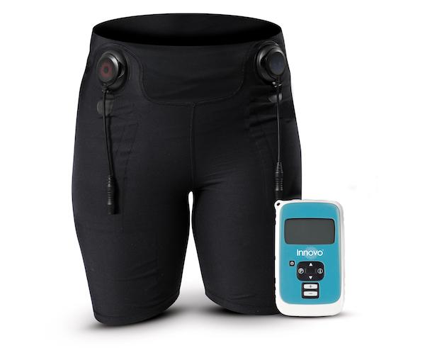 urinary incontinence, innovo, pee, shorts, healthista