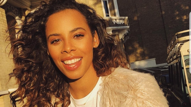 rochelle humes, curly hair, natural, list, healthista