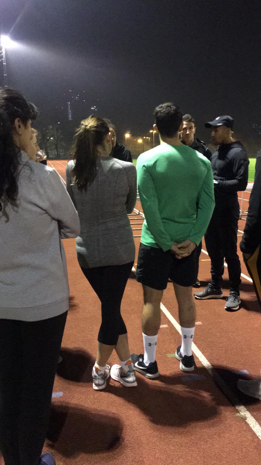 track life, ldn, review, running, healthista