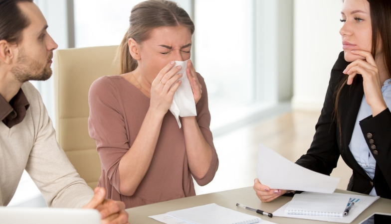 Got a cough? 6 coughing etiquette secrets you need to know