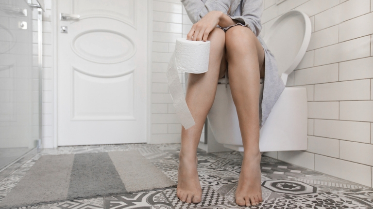 Constipation. Natural ways to help. Biocare. MAIN